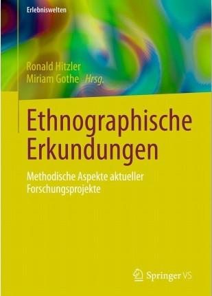 Ethnographische Erkundungen Flyer